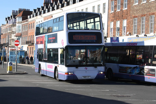 First Hampshire & Dorset 32810 T810LLC