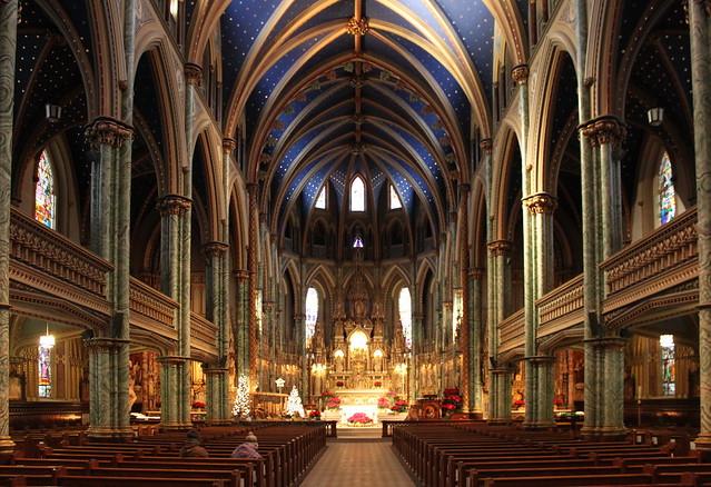 Ottawa, Notre-Dame Cathedral Basilica