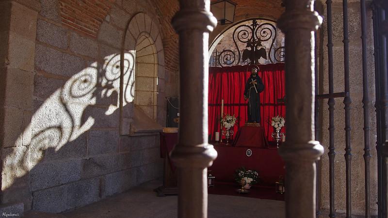 Altar en Honor a San Francisco de Asís. Cáceres 2017
