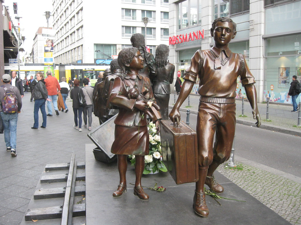 Berlin - Kindertransport Memorial
