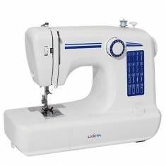 Loskii 16 Stitches Multifunction Electric Sewing Machine Household Double Stitch Overlock Machine (1032443) #Banggood