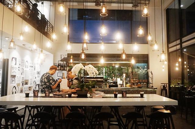 1.D'Ark Café at Piman 49, Bangkok
