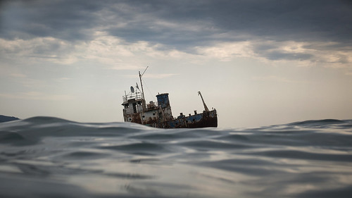 Vidi Shipwreck Ι