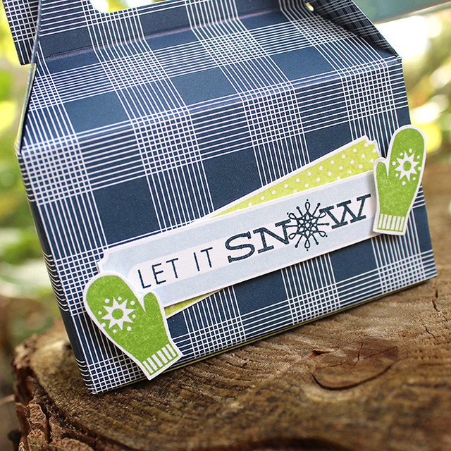 Let It Snow Gable Box 2