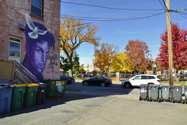 Fall in Uptown