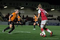 Arsenal Women v London Bees