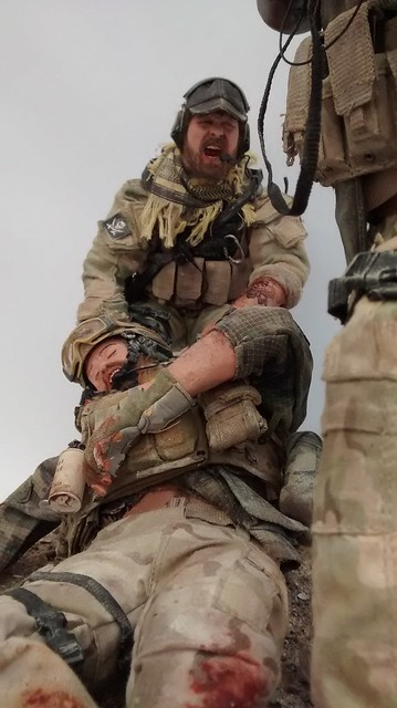 """""""Cover me Bro...!!!"""" US Green Berets in Iraq 2003 37128916013_ff3db903a4_z"""