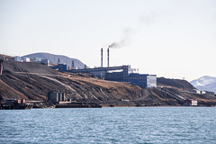 Power plant at Barentsburg S24A2611