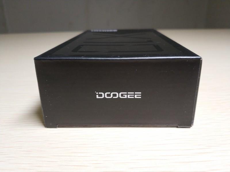 DOOGEE X10  開封レビュー (3)