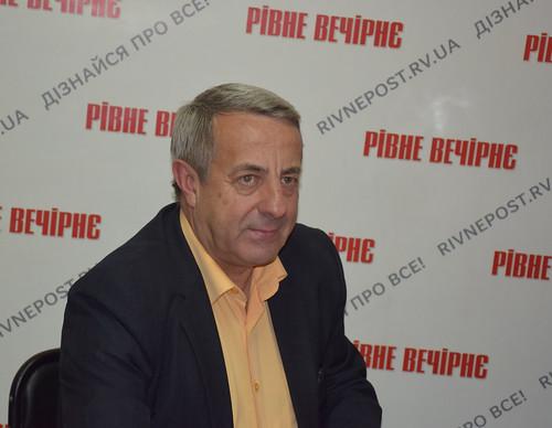 Директор «Рівнетеплоенерго» відповів на запитання мешканців Рівного (ВІДЕО)