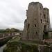 Raglan Castle Great Tower