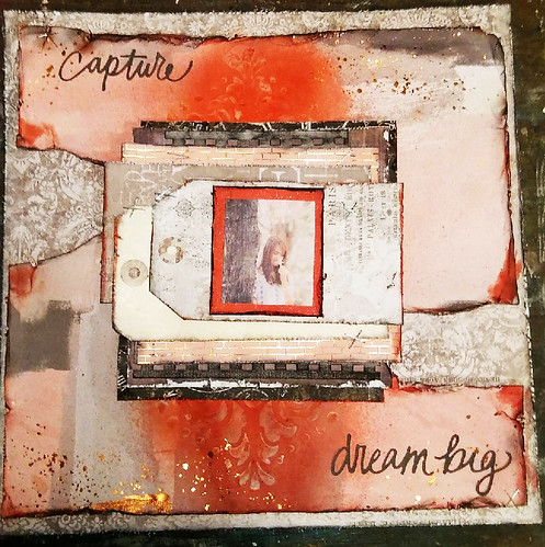 Scrapbook Page Dream Big