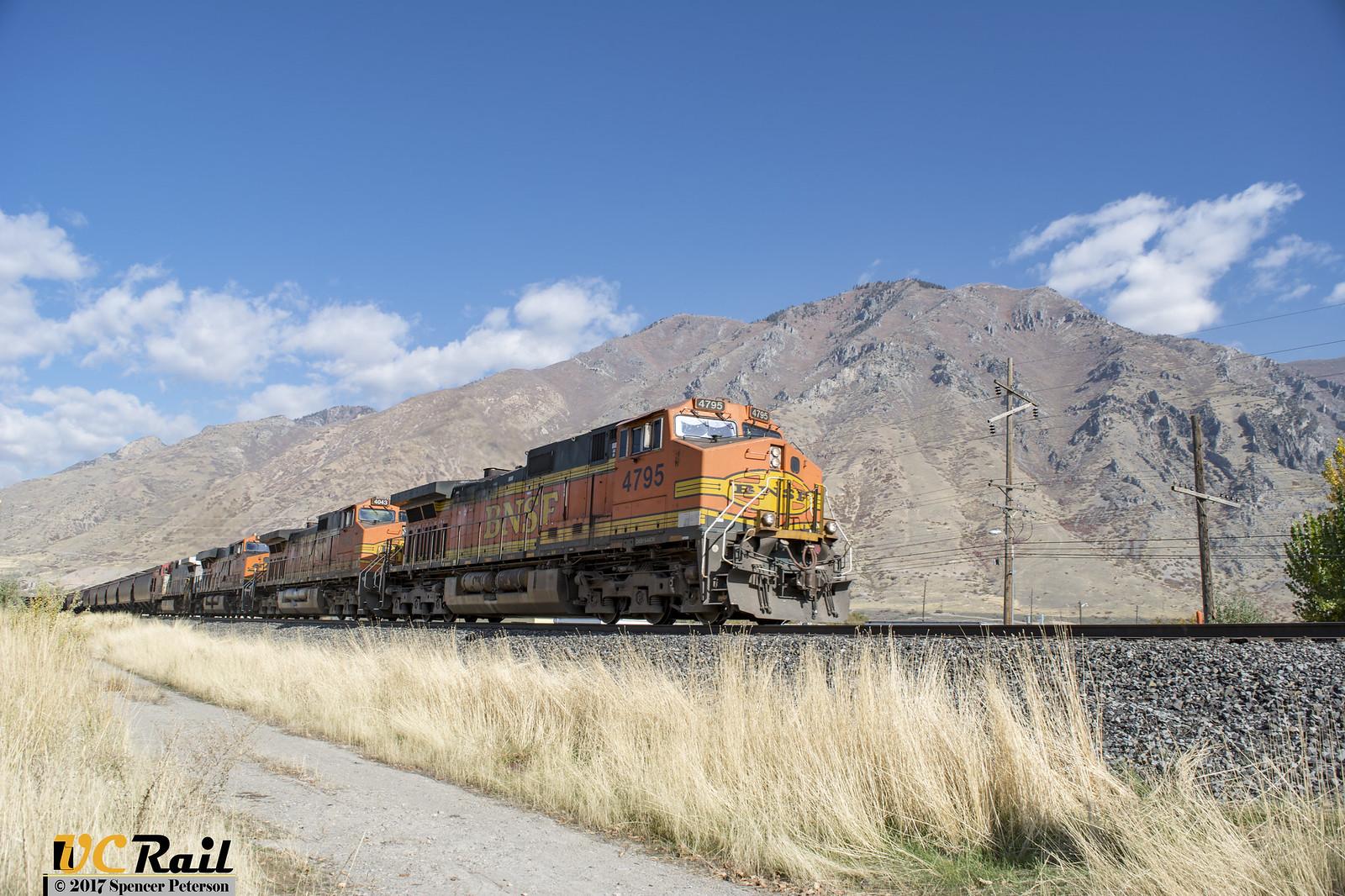 BNSF Grain Train