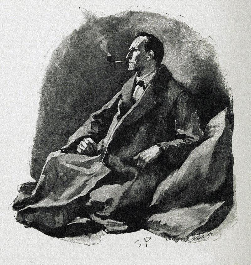 Sherlock Holmes by Sidney Paget (1860 - 1908)