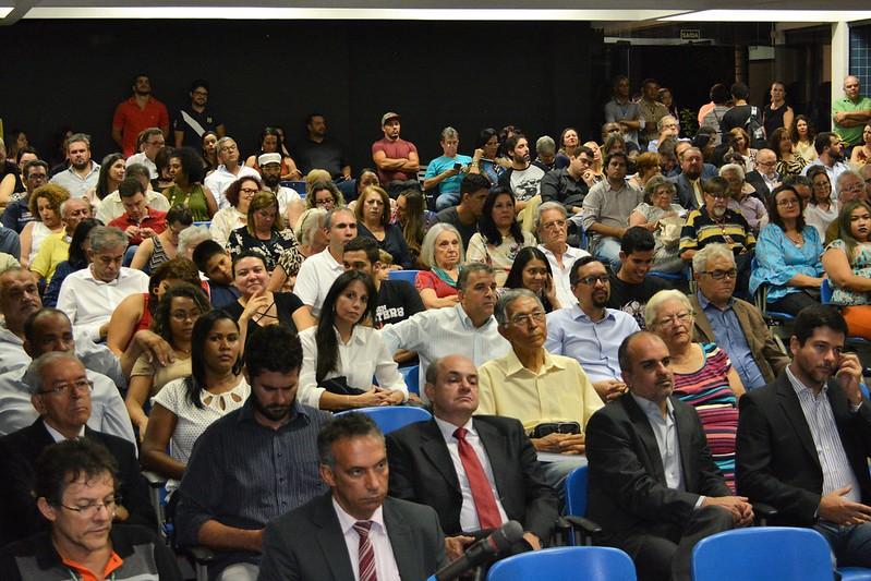 Sessão Solene em Comemoração ao Aniversário de 57 anos do Lago Norte
