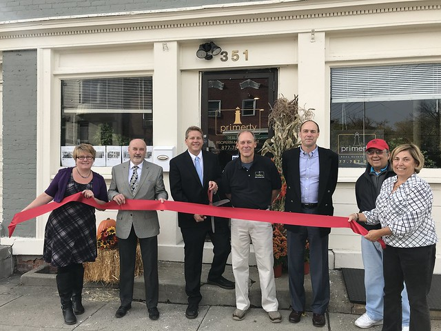 10-25-17 Primerty Property Management Ribbon Cutting