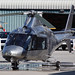 Agusta A109A II G-JBRG Trebrownbridge 16-6-10