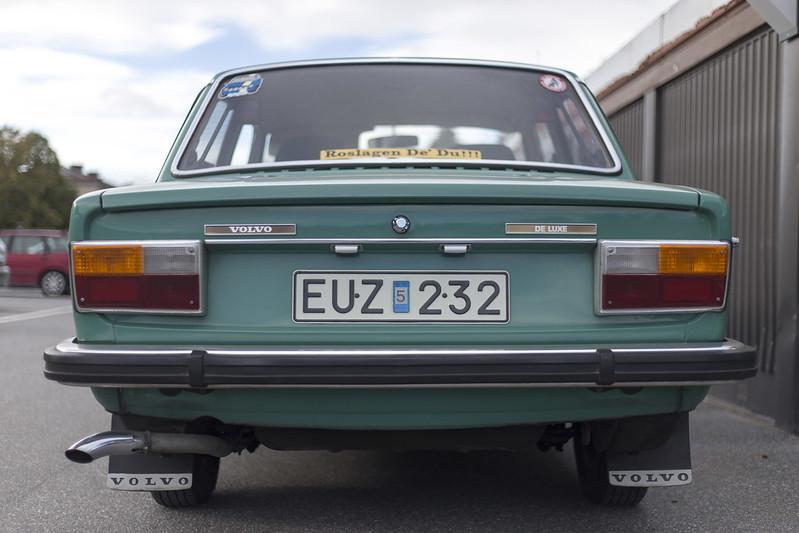 Volvo De Luxe