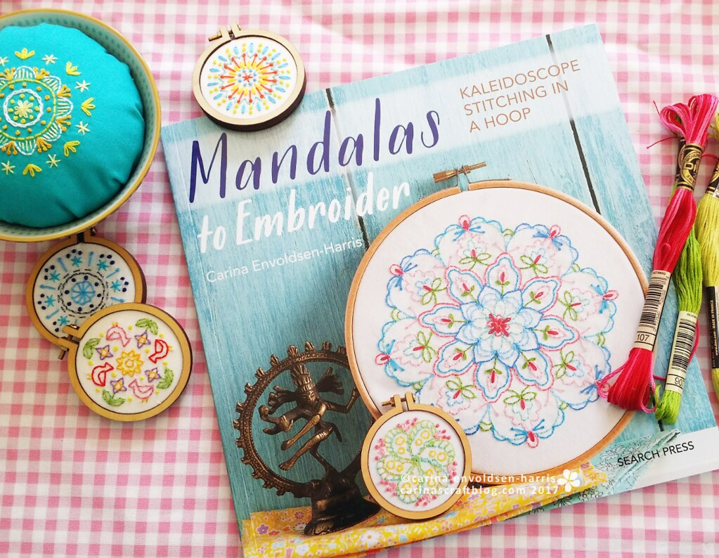 Cover - Mandalas to Embroider