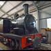 No 31 Hamburg 17th Sept 2017 KWVR Oxenhope Exhibition Shed