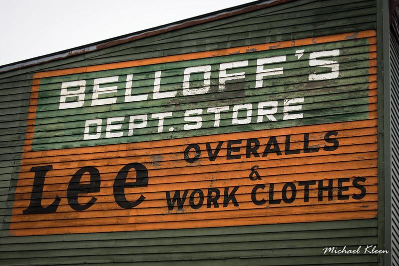Belloff's Department Store