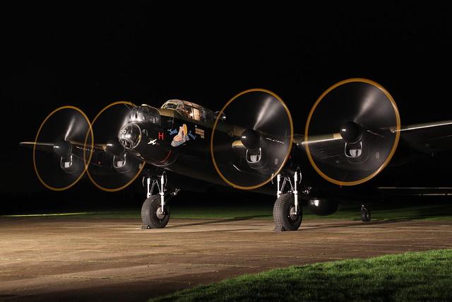 IMG_0393  Avro Lancaster NX 611