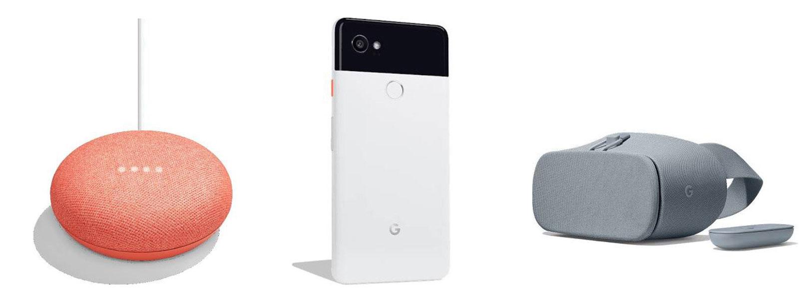 الأجهزة المسربة التي يتوقع طرحها في مؤتمر جوجل
