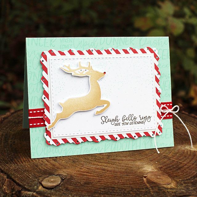 Sleigh Bells Ring Card