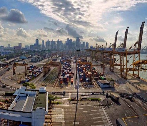 Puerto de Singapur 11