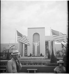 SMDR Photographic Negatives Collection, [1930s][Centennial Expo - Sept. 1936]