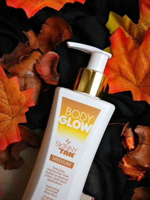Body Glow by Skinny Tan