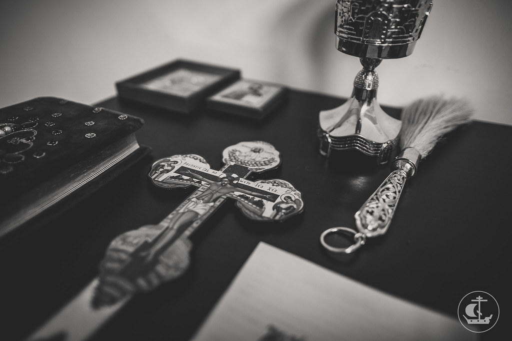 17 Октября 2017, Освящение помещения коворкинга / 17 October 2017, Consecration of the coworking area