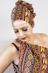Bolton College - Beauty Showcase Participant Shot 2