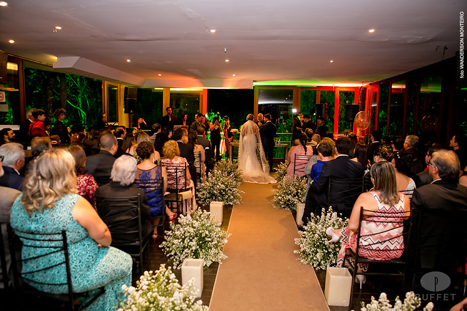 Fotos do evento CASAMENTO ALINE E DANILO em Buffet