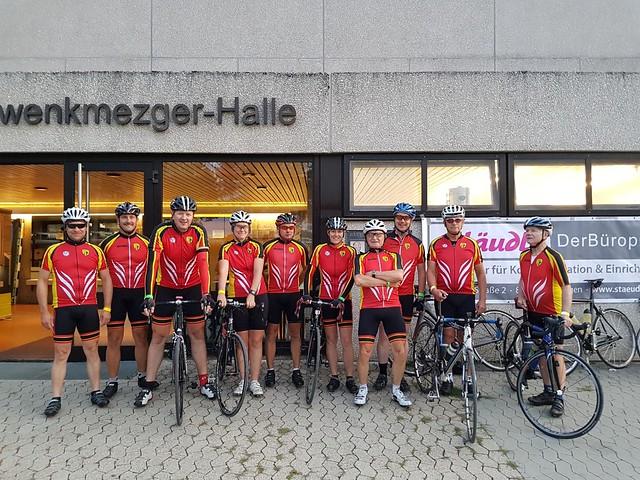 25.8 bis 27.8.2017Vereinswochenende in Laichingen