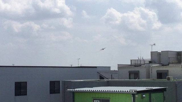 C-130H 最終進入