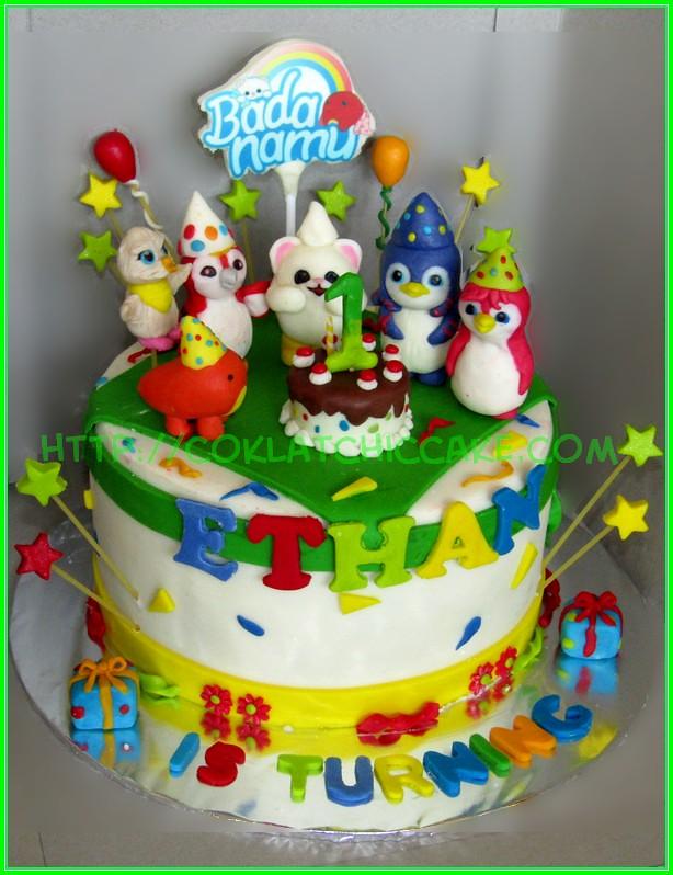 Cake badanamu ETHAN