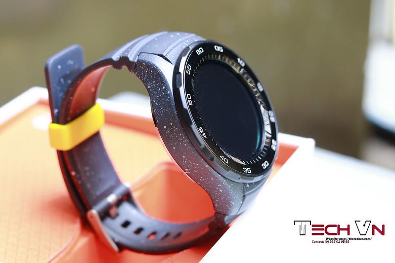 Huawei Watch 2 Sport Concrete Grey 07
