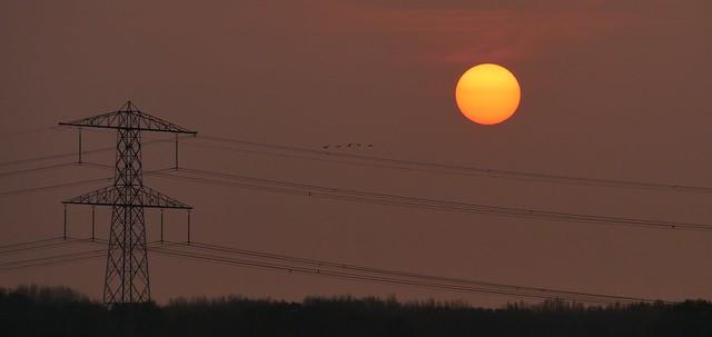 sunrise 19 oktober