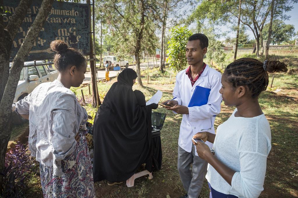 Jonge organisatie zet zich in voor een beter Ethiopië