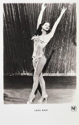 Laya Raki in Ehe für eine Nacht (1953)