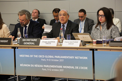 Meeting of the OECD Global Parliamentary Network 2017