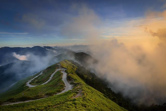Mysterious, Mountain Hehuan合歡山