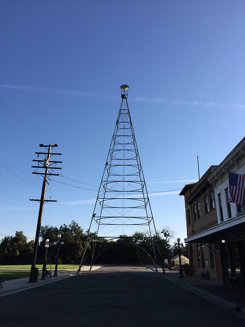 Electric Light Tower