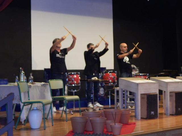 Concierto Grupo de Percusión AMORES