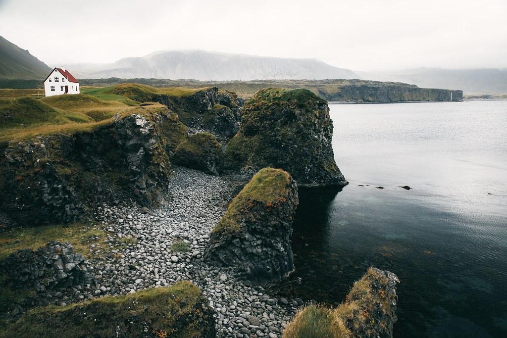 Arnarstapi, Snæfellsnes