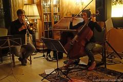 Wood Air Quartet - Salon im Hotel Hohenstauffen - Take the A-Train Musicfestival Salzburg