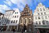 Historischer Stadtkern in Rostock