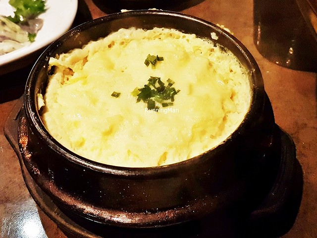 Ttukbaegi Gyeran Jjim / Steamed Egg In Pot