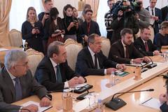 С.В.Лавров и И.Джаафари | Sergey Lavrov & Ibrahim al-Jaafari